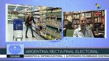 Granovsky:Lo que tratará de hacer Alberto Fernández es frenar la caída