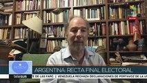 Granovsky: No hay un sólo elemento positivo en todo el gob. de Macri