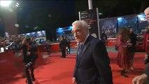 "Martin Scorsese présente ""The Irishman"" à Rome"