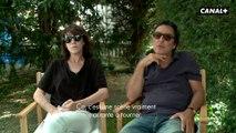 Mon Chien Stupide - Souvenirs de tournage cinéma par Charlotte Gainsbourg et Yvan Attal