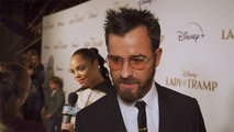 'Lady And The Tramp' Premiere: Justin Theroux