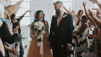 This Once-Paralyzed Woman Walked and Danced at Her Wedding