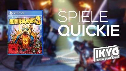 Borderlands 3 - Spiele-Quickie