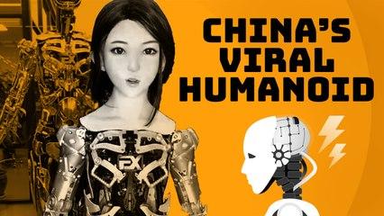 China's viral humanoid robot
