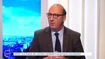 L'invité de la rédaction - 23/10/2019 - Marc Angenault - Maire de Loches