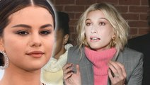 Selena Gomez Lose You To Love Me Gets Reaction From Hailey Baldwin?