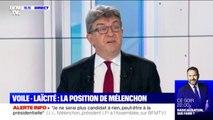 """Municipales 2020: Jean-Luc Mélenchon """"ne fait pas une nuance de détestation entre une liste du Front national et une liste qui serait communautaire"""""""