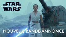 STAR WARS 9: L'ascension de Skywalker - Bande-annonce VF finale (FULL HD 1080p) - Final Trailer (star wars The Rise of Skywalker)