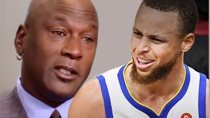 Steph Curry RESPONDS To Michael Jordan's SHADY Comments About Him Not Being A Hall Of Fame Player!