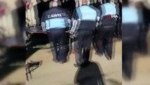 Van'da zabıta ekiplerine saldırı