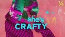SHE'S CRAFTY: VEDA DOES DENIM