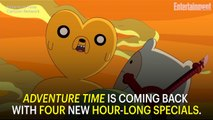 'Adventure Time' Will Continue on HBO Max With Four Hour-Long Specials