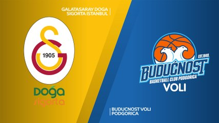 7Days EuroCup Highlights Regular Season, Round 4: Galatasaray 84-83 Buducnost