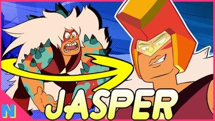 Jasper & Her Symbolism Explained! (Steven Universe)