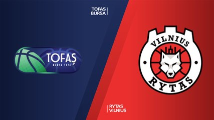 7Days EuroCup Highlights Regular Season, Round 4: Tofas 91-81 Rytas