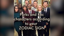 Parks and Rec Characters According to your Zodiac Sign