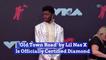 Lil Nas X's Song Hits Diamond