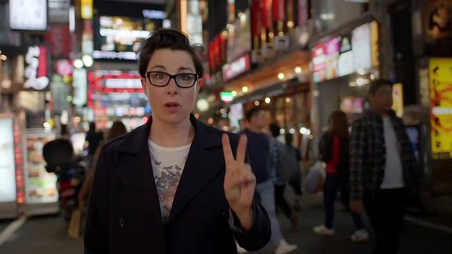 BBC Japan with Sue Perkins (1of2)