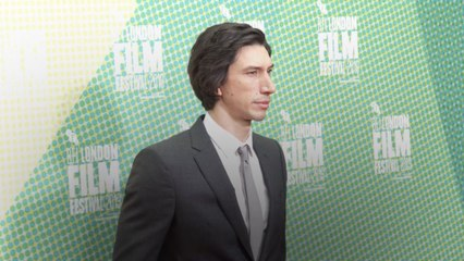 The Career Evolution of Adam Driver