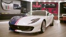 Ferrari Opens Tailor Made Center in New York City