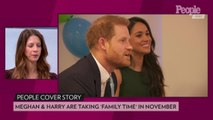 Meghan Markle and Prince Harry 'Want to Plow Their Own Field' Within the Royal Family