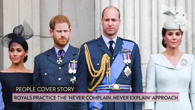 Why Meghan Markle and Prince Harry Strayed from Royal Family's 'Never Complain, Never Explain' Way