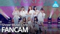 [예능연구소 직캠] Weki Meki - Whatever U Want, 위키미키 - 너 하고 싶은 거 다 해 (너 하 다)@Show! Music Core 20190518