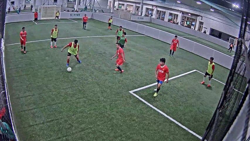 10/23/2019 21:00:01 - Sofive Soccer Centers Brooklyn - San Siro