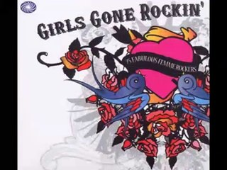 Girls Gone Rockin - 75 Fabulous Femme Rockers (1 CD of 3) Full Album_(360p)