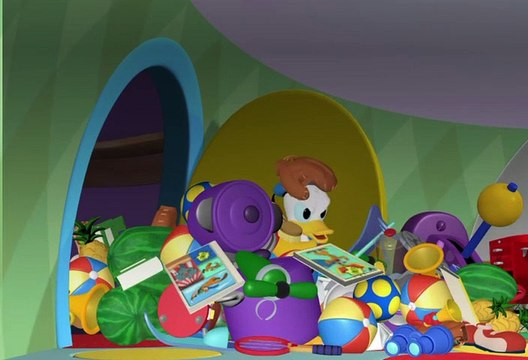 Mickey Mouse Clubhouse - S04E18 - Donald's Brand New Clubhouse