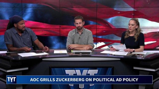 AOC Grills Mark Zuckerberg