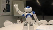 Not happy with your handwriting? You can get a robot for that