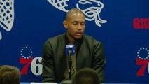 """76ers - Horford : """"Pourquoi ne pas faire partie des 5 meilleures équipes défensives ?"""""""