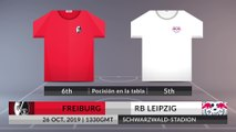 Match Preview: Freiburg vs RB Leipzig on 26/10/2019