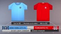 Match Preview: New York City FC vs Toronto FC on 23/10/2019