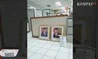 Akhirnya Foto Jokowi-Ma'ruf Terpasang di Pemkot Jakarta Utara