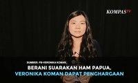 Berani Suarakan HAM Papua, Veronika Koman Dapat Penghargaan