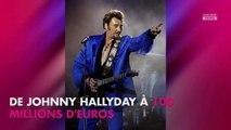 Johnny Hallyday endetté