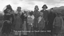 Halloween in Scotland: Scottish people used to use sheep faces for Halloween masks