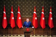 """Cumhurbaşkanı Erdoğan: """"Takke düşmüş kel görünmüştür"""""""