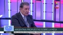 Víctor Hugo Morales: Mauricio Macri es un golpista de derecha