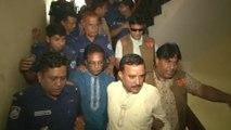 16 death sentences in Bangladesh teen killing