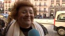 Los restos mortales de Camilo Sesto ya reposan en Alcoy