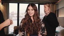 24 Hours with Hailee Steinfeld, From Room Service Fries to a Red-Carpet Premiere