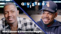 Nick Cannon Quizzes Chance the Rapper on 'Drumline' Trivia | Quizzed