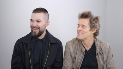 Robert Eggers & Willem Dafoe of 'The Lighthouse' on Laughing in the Face of Misery