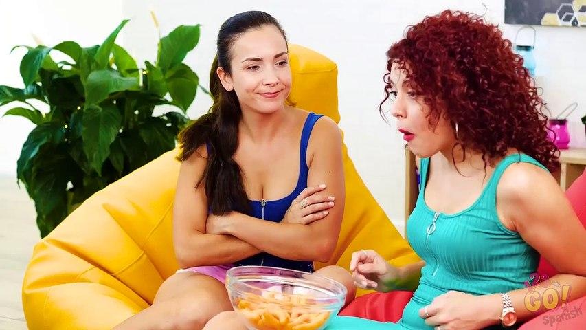 LAS BROMAS CASERAS MÁS GRACIOSAS PARA TUS AMIGOS || Bromas fáciles y divertidas por 123 GO! Spanish