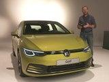 Découverte de la Volkswagen Golf 8 (2019)