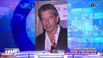 """Cyril Hanouna : """"Michel Cymes est l'animateur préféré des Français mais fait des taules d'audiences"""""""
