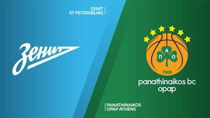 EuroLeague 2019-20 Highlights Regular Season Round 4 video: Zenit 79-89 Panathinaikos